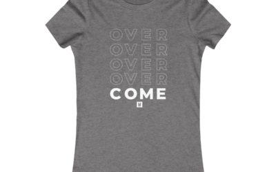 Overcome Women's Tee